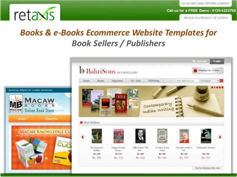 ecommerce website templates for books books e books ecommerce website templates