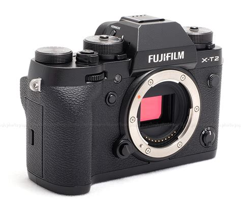 Fujifilm X T2 Black fujifilm x t2 mirrorless digital black usa new