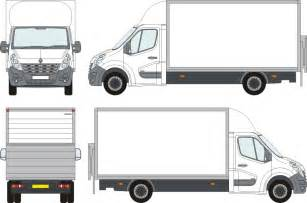 Vehicle Graphic Templates by Image Gallery Outlines