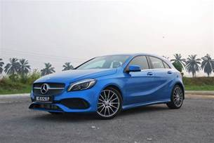 Mercedes Benze Amg Test Drive Review Mercedes A200 Amg Line Autoworld