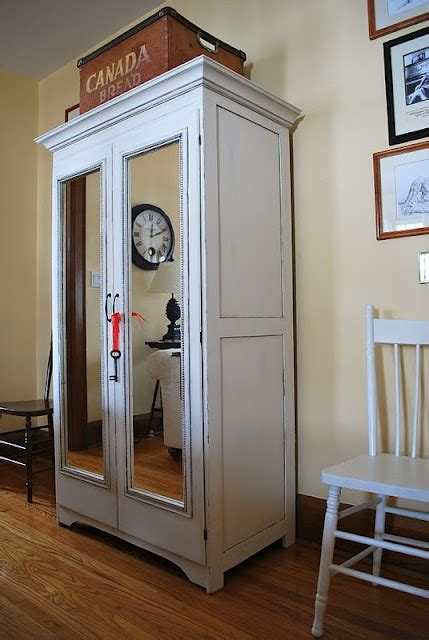 Tv Armoire Makeover by Painted Armoire Makeover Diy Furniture