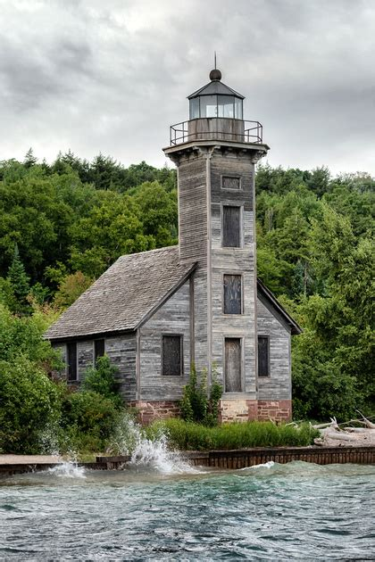 michigan nut photography lighthouse gallery state  michigan