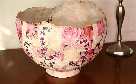 Decorative Easter Eggs Home Decor by 22 Colorful Paper Mache Bowls Guide Patterns