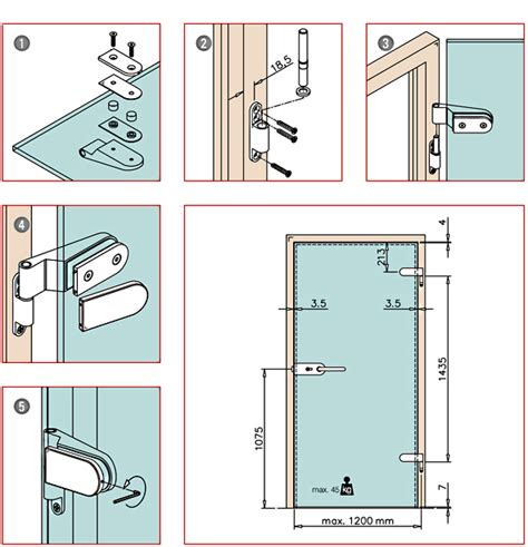 glass door working at wooster l e glass door hinge kerolhardware co uk
