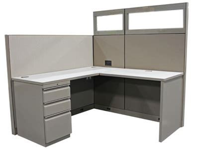 allsteel cubicles with glass panel vpoe