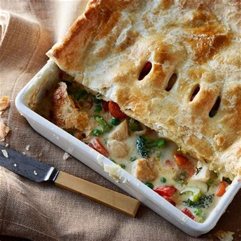 country style chicken country style chicken pot pie chatelaine