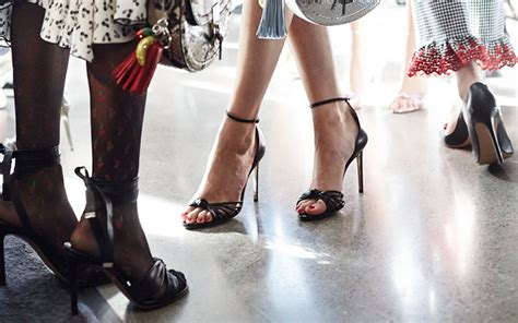 Wedges Ribbon Gucci Ayu Ting Ting oh my god shoes the top five shoe trends