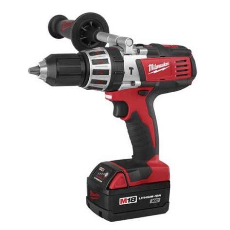 M28 Cordless 28 Volt 1 2 Inch Hammer Drill Milwaukee