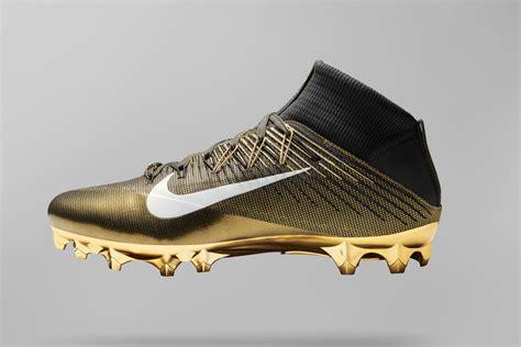 nike footbal shoes nike develops lightweight vapor untouchable ii football