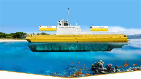 glass bottom boat havelock ride a submarine an underwater lifetime experience