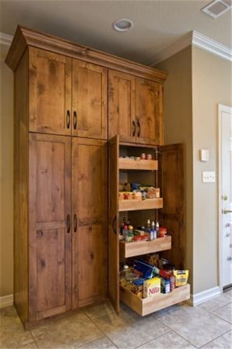 gorgeous freestanding pantry  kitchen traditional