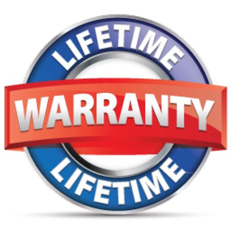 lifetime warrenty industry s best warranty lifetime warranty