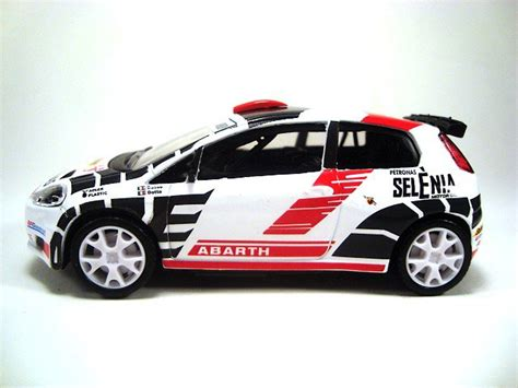 Diecast Racer Abarth Grande my collection fiat abarth page 3 scale143