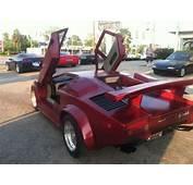 Buy Used Lamborghini Countach Replica 1989 In Round O