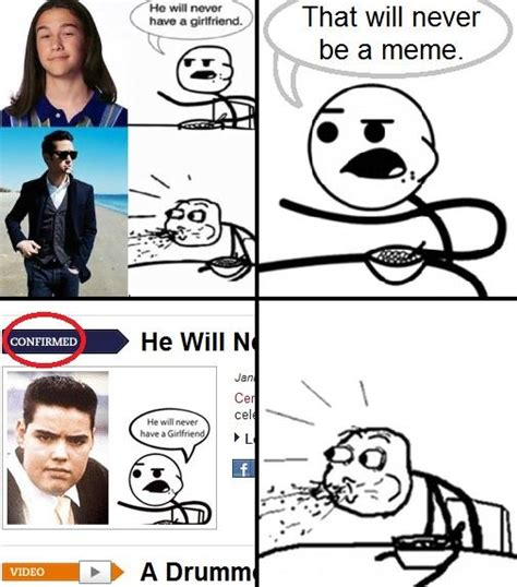 He Will Never Have A Girlfriend Meme Generator - image 239001 he will never have a girlfriend know