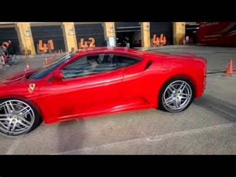 Ferrari F340 by Malek Driving Ferrari F340 F1 Youtube