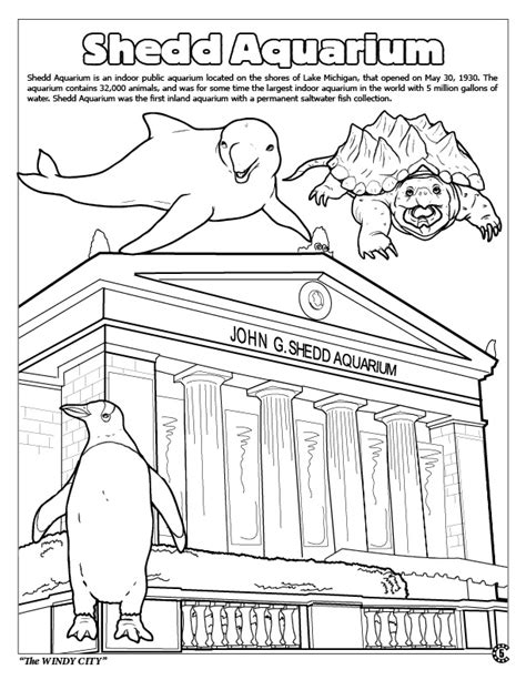 libro the aquarium colouring books shedd aquarium coloring pages coloring page