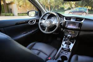 Nissan Sentra Interior Nissan Sentra Review And Rating Motor Trend