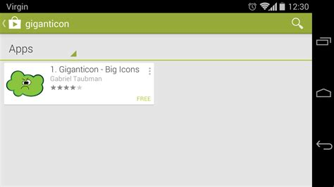 How Android Are Made by How To Make Icons Bigger On Android Tech Advisor