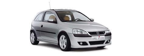 Opel Corsa C by Up To My 2003