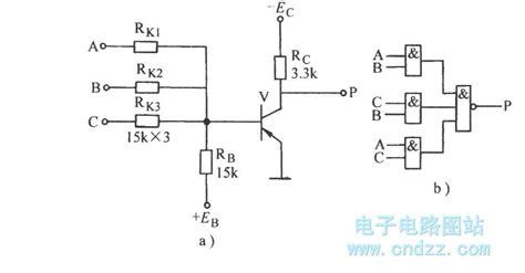 transistor gate resistor resistor transistor gate circuit basic circuit circuit diagram seekic
