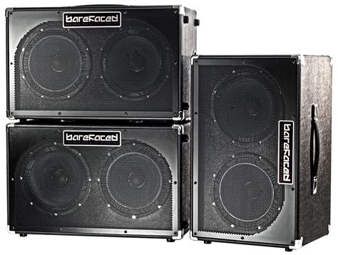 low down sound bass cabinets barefaced bass two 10s
