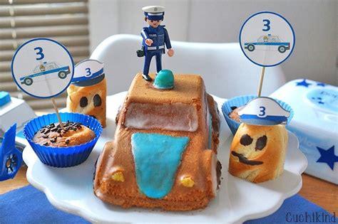 polizei kuchen alles f 252 r den polizei geburtstag mit vorlagen zum