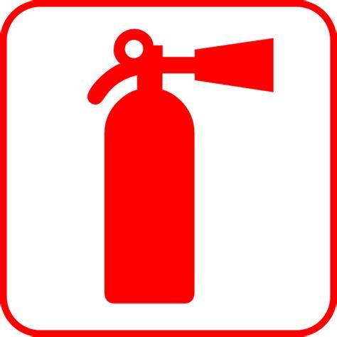 extinguisher clipart extinguisher clip at clker vector clip