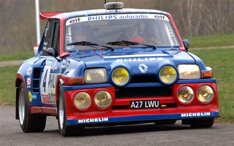 renault rally renault 5 turbo rally image 91