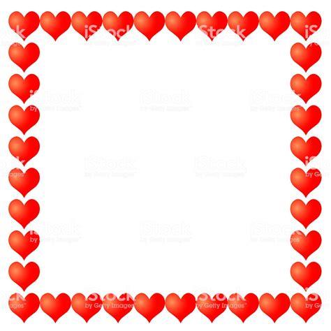 cornici cuore cornice di cuori immagini vettoriali stock e altre