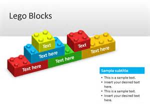 free lego templates free lego blocks powerpoint template powerpoint