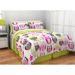 latitude sketchy owl reversible bed in a bag walmart com