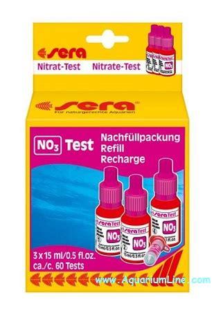 test di di sera sera ricarica test no3 nitrati aquariumline