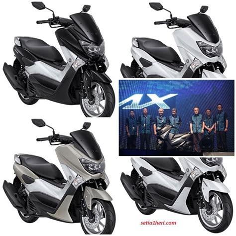 Yamaha Nmax Tahun 2015 Tipe Abs spesifikasi yamaha nmax 2015 setia1heri