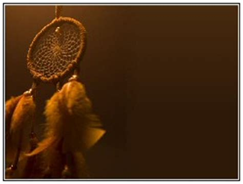 Bible 101 Org Powerpoint Templates Dreamcatchers American Indian Powerpoint Template