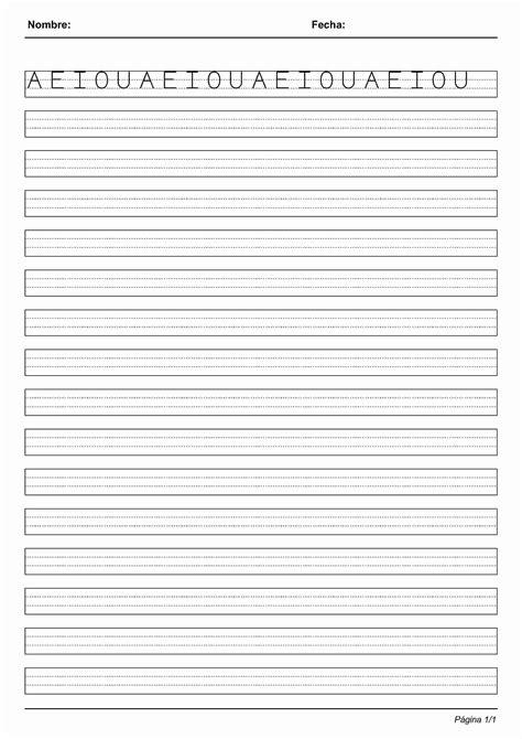 caligrafa para nios de primaria actividades para ni 241 os preescolar primaria e inicial