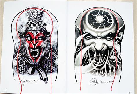 tattoo flash god 2015 new tattoo book skull koi hannya god dragon tattoo