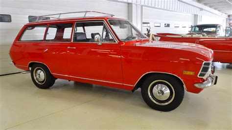1970 General Motors Gm Opel Kadett L Caravan Wagon 1900