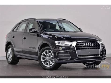 Audi Q3 Neues Modell 2016 by Audi Q3 2016 Tfsi 1 4 In Selangor Automatic Suv Grey For