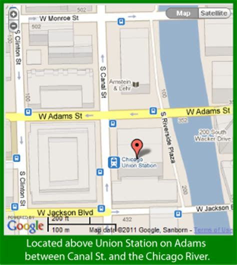 chicago union station map map of chicago union station chicago pictures to pin on