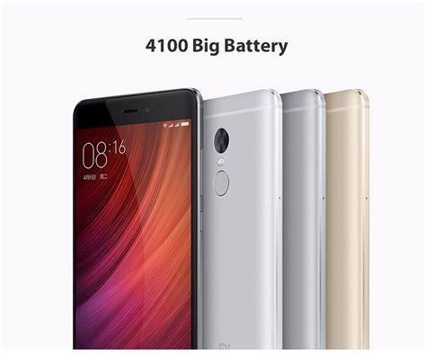 Xiaomi Redmi Note 4 Ram 364 Gb Gold Grey Pink xiaomi redmi note 4 pro helio x20 3gb 64gb smartphone silver