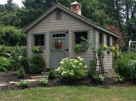 Overholt Sheds by Backyard Garden Shed Overholt Sons