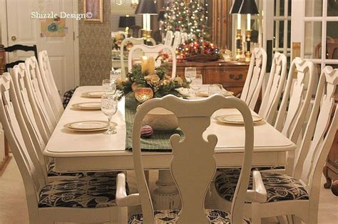 painted dining room table 238 best chalk paint ideas images on furniture