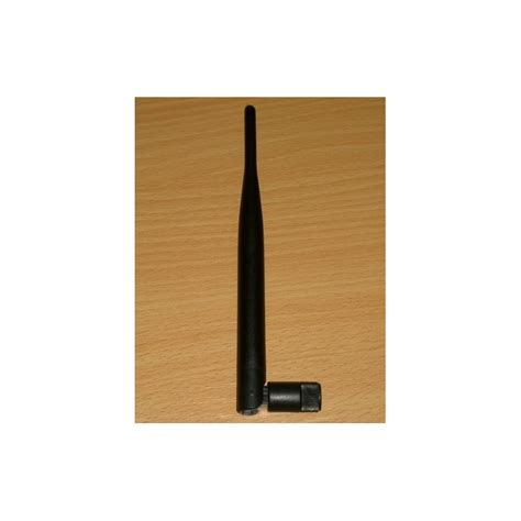Antena Router 4g lte plastic sma router antenna with gain 7dbi black