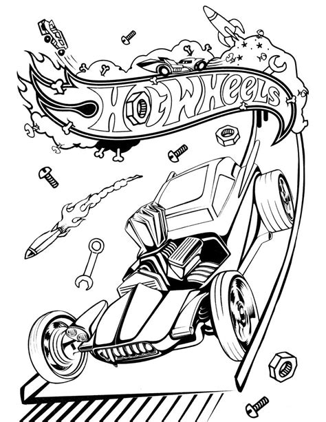free coloring pages hot wheels cars free printable hot wheels coloring pages for kids