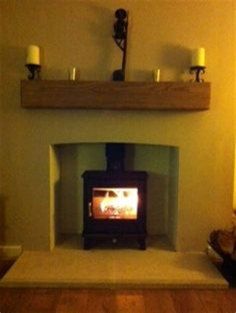 Sleeper Fireplace Mantel chesneys salisbury 5 bathstone hearth and floating wooden mantle shelf installed to the lounge