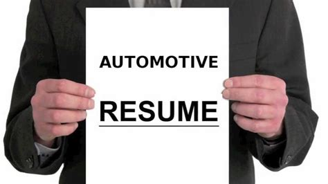 resume writing video tutorial automotive resume writing tutorial video custom resume writing video tutorial photoshop resume