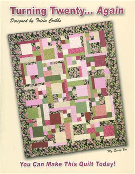 Turning Twenty Quilt Pattern Free by Free Turning Twenty Pattern Free Patterns