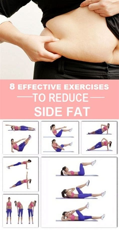how to get rid of side a side on the stomach is considered for normal because it