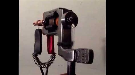 rotary tattoo machine youtube handmade direct drive rotary tattoo machine